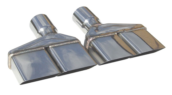 Pypes Exhaust EVT86 | Pypes Challenger SS Tips; 1970-1974