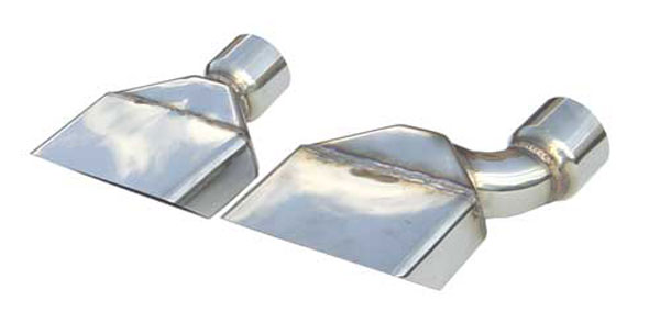 Pypes Exhaust EVT87: Pypes 70-74 Cuda SS Tips