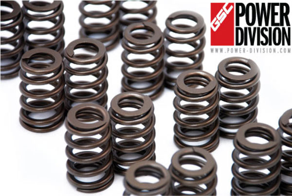 GSC Power Division 5039 | GSC P-D 4G63T EVO 8-9 Stage 1 Beehive Valve Springs (Use Factory Retainers and Spring Seats)