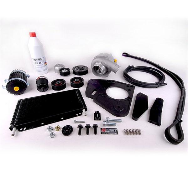 KraftWerks 150-05-0030d | Honda D-Series Race Supercharger Kit (C30-94)