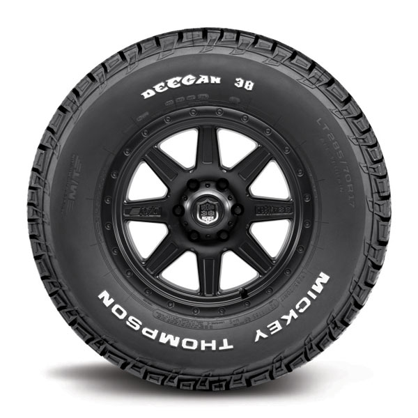 Mickey Thompson 90000035204 | Deegan 38 All-Terrain Tire - LT285/65R18 125/122S 51860