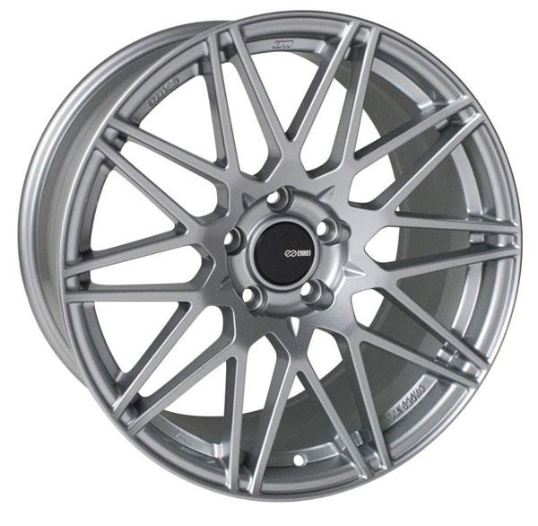 Enkei 515-780-6535gr | TMS 17x8 5x114.3 35mm Offset 72.6mm Bore Storm Gray Wheel