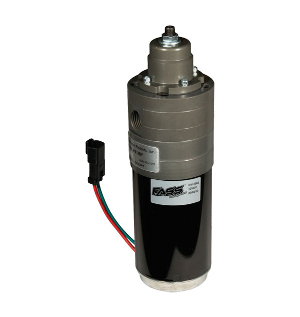 FASS FA F15 220G | Ford Adjustable Diesel Fuel Lift Pump 200GPH, Powerstroke 7.3L 6.0L 900-1200 HP (FA F15 220G); 1999-2007