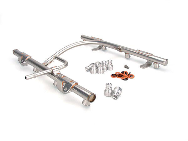 FAST (146020-KIT)  LSXR OEM Type LS3/LS7/L76/L99 Fuel Rail Kit (Non-Billet)