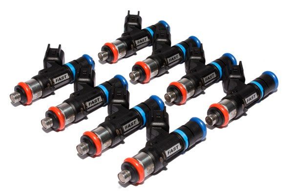FAST (30572-8)  LS2 Type 57 lb/hr Injectors Set of 8