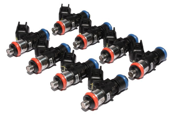 FAST 30657-8:  LS3, L99, L76, LS7 Type 65lb/hr Injectors Set of 8