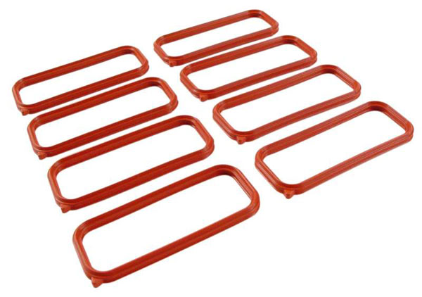 FAST 540098:  LSX Intake Manifold Port Seal Gaskets (set of 8)