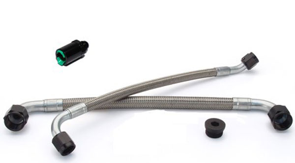 FAST 54028KIT | F.A.S.T. LSX LS1 EFI Fuel Line Conversion Kit Camaro V8; 1998-2002