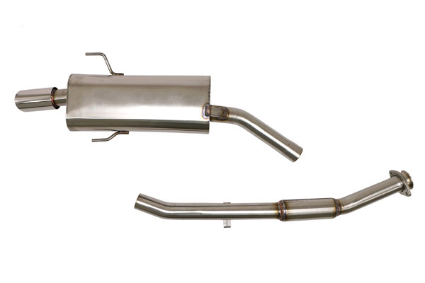 B&B Billy Boat Exhaust FBMW-0200: Billy Boat B&B BMW E-36 1992 - 1998 318