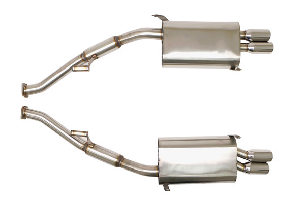B&B Billy Boat Exhaust FBMW-0915: Billy Boat B&B BMW M-Roadster / Coupe 1997 - 2004 M-Roadster/Coupe
