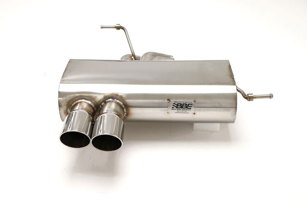 B&B Billy Boat Exhaust FBMW-0926 | Billy Boat B&B BMW Z4 - 3.0L; 2003-2005
