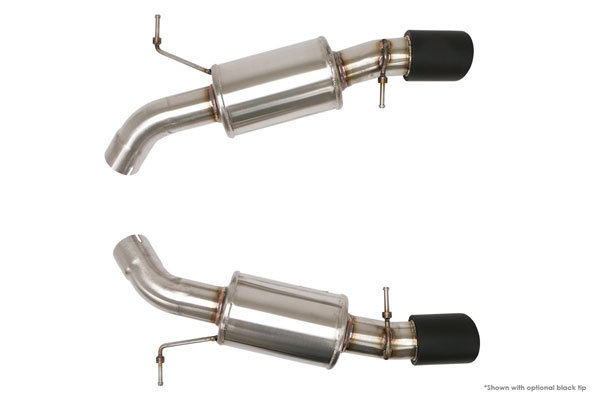 B&B Billy Boat Exhaust (FBMW-1026) Billy Boat B&B BMW E-90/ 92/ 93 2005 - 2011 335i TT Sport Mufflers (Coupe,Sedan incl. XI)