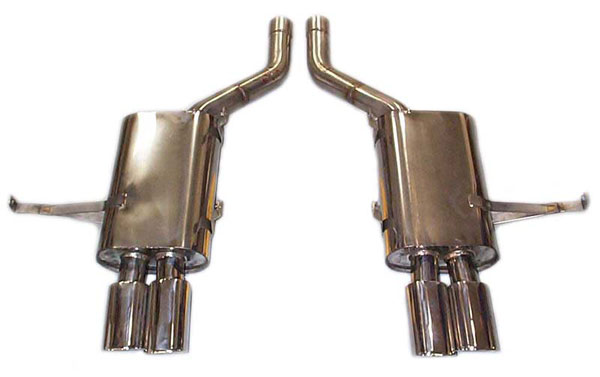 B&B Billy Boat Exhaust (FBMW-1100) Billy Boat B&B BMW M5 2000 - 2005 E39 M5 Exhaust System
