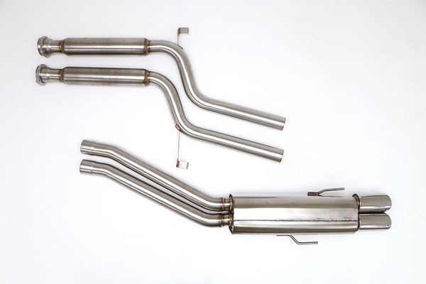 B&B Billy Boat Exhaust FBMW-1300 | Billy Boat B&B BMW M5 - E-34 M5 Cat-Back Exhaust; 1988-1995