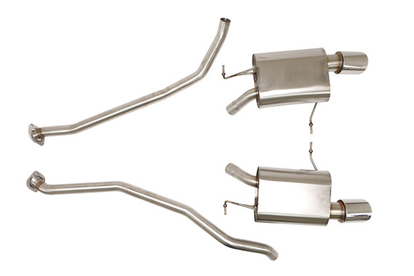 B&B Billy Boat Exhaust FBMW-3010 | Billy Boat B&B BMW X5 - X5; 2000-2006