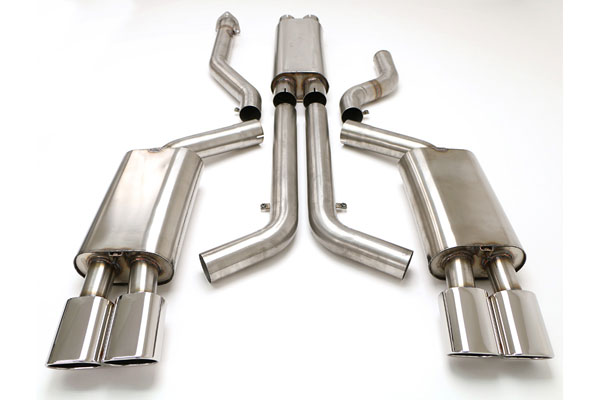 B&B Billy Boat Exhaust FCOR-0060: Billy Boat B&B Corvette LT4 1996 - 1996 3'' Exhaust System
