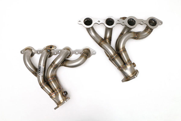 B&B Billy Boat Exhaust (FCOR-0257) B&B Shorty Stepped Headers Corvette C5 2001-04