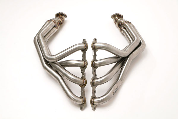 "B&B Billy Boat Exhaust FCOR-0450 | Billy Boat B&B Chevrolet Corvette - C6 Long Tube Headers 1-3/4""; 2005-2007"