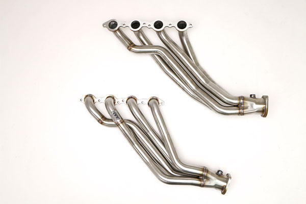 B&B Billy Boat Exhaust FDOM-0360: B&B Long Tube Headers 1 - 3/4 2009-14 CTS-V Coupe, Sedan