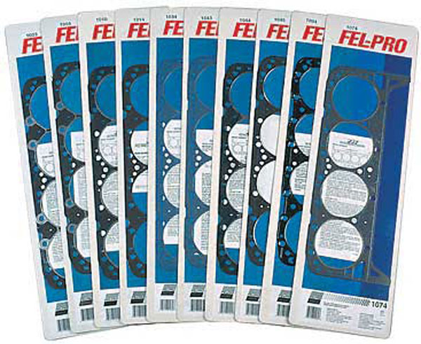 Fel-Pro 1041:  LS1 Head Gasket Bore 4.135 (each) Firebird 1998-02 V8