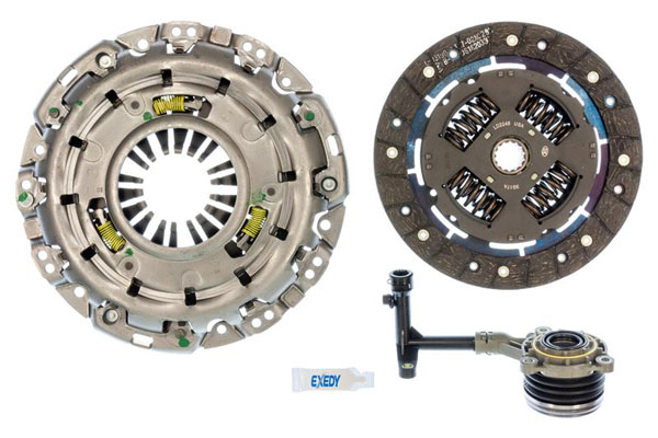 Exedy OEM (GMK1017)  Clutch Kit SATURN ION L4 2.2 2005; Incl. CSC Hyd. Slave Cyl.