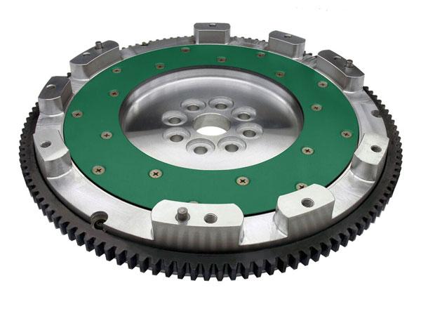 Fidanza 110661 |  Subaru WRX Sti 2.5L T Aluminum Flywheel; 2002-2011
