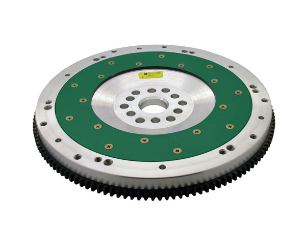 Fidanza 186231 |  Ford All 1974-1990 2.3L Aluminum Flywheel