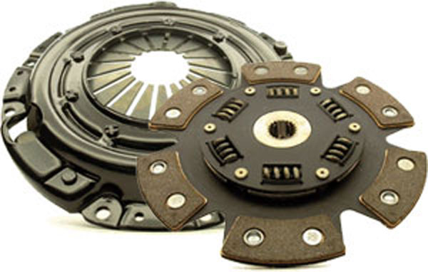 Fidanza 385073:  2005-10 Mustang 4.6L Clutch Kit Stage 4.3 V8