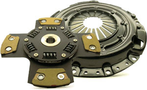 Fidanza 385079:  2005-10 Mustang 4.6L Clutch Kit Stage 3.2 V8