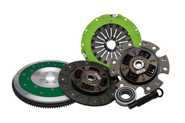 Fidanza 798572 |  V2 Qwik Rev Clutch and Aluminum Flywheel Pontiac Firebird; 1998-2002