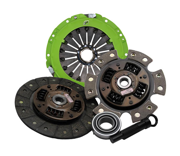 Fidanza 691172 | V2 Series Clutch Kit Acura Integra 1.7L, 1.8L; 1990-1993