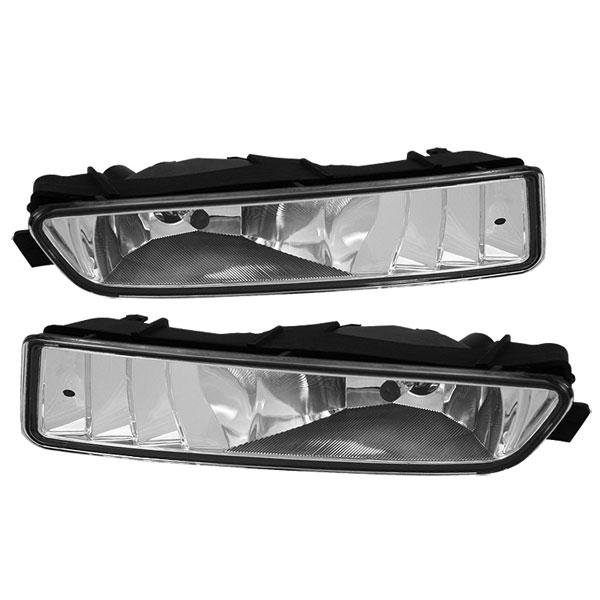 Spyder 5064660 |  Acura TL OEM Fog Lights (no switch) - Clear - (FL-ATL02-C); 2002-2003