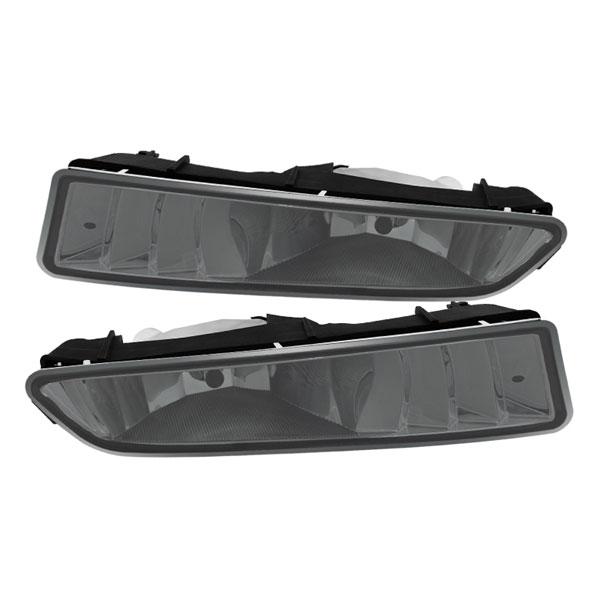 Spyder 5071637 |  Acura TL OEM Fog Lights (no switch) - Smoke - (FL-ATL02-SM); 2002-2003