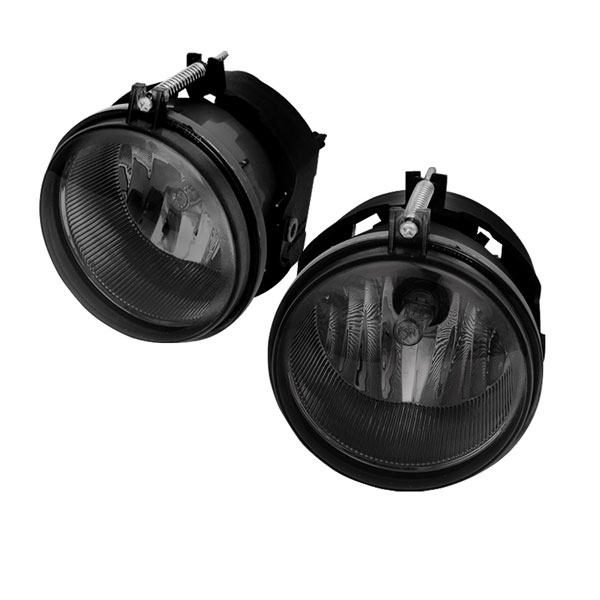 Spyder FL-DCH05-SM:  Jeep Compass 07-10 OEM Fog Lights - Smoke