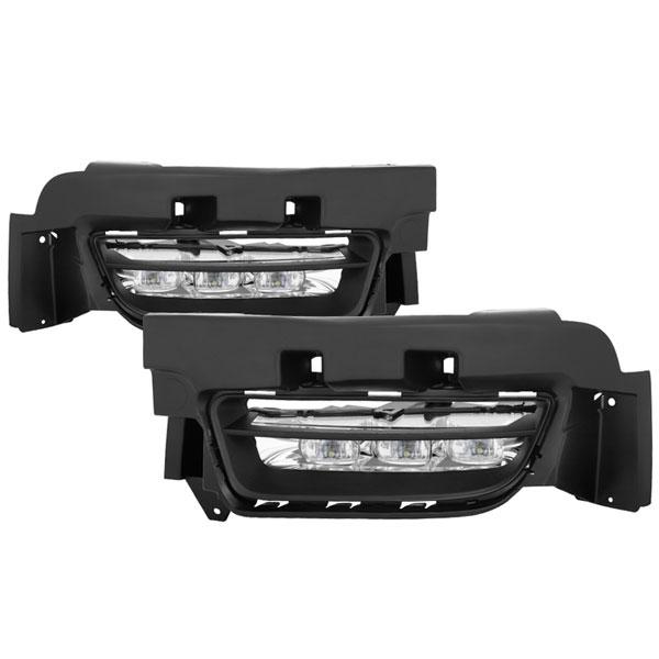 Dodge Charger OEM LED Fog Lights W