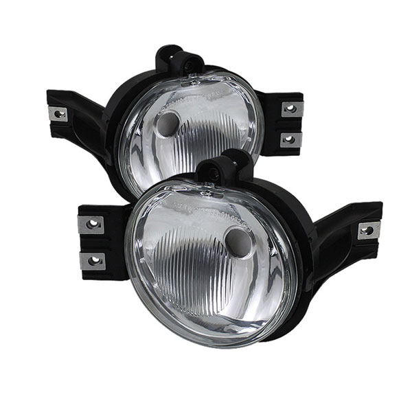 xTune FL-DR02-OEM-C |  Dodge Durango OEM Fog Lights (No Switch) - Clear; 2004-2006