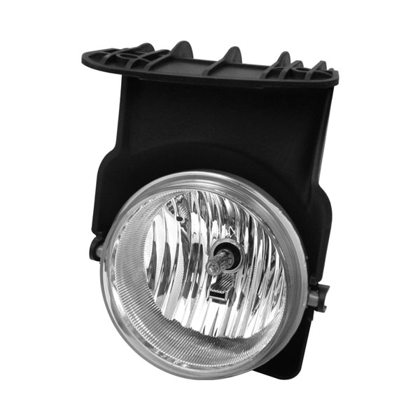 Spyder FL-GS03-L:  GMC Sierra 1500/2500/3500 03-06 OEM Fog Lights ( No Switch ) - Left