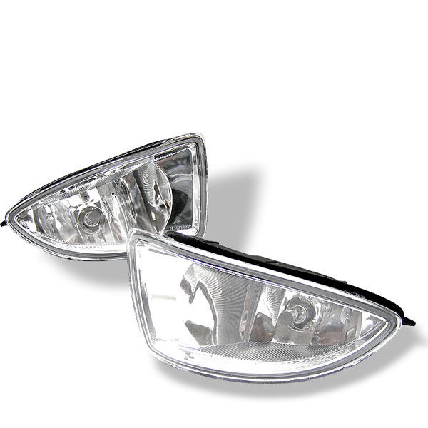 Spyder FL-HC04:  Honda Civic 04-05 2/4DR OEM Fog Lights - Clear