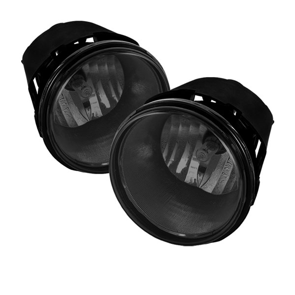 Spyder FL-JGC05-SM:  Chrysler 300 SRT8 (w/o touring/limited model) OEM Fog Lights - Smoke