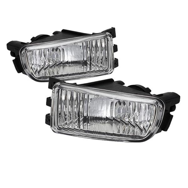 xTune FL-LGS98-C |  Lexus GS300/400/430 OEM Fog Lights (No Switch) - Clear; 2000-2013