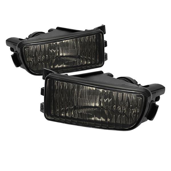 xTune FL-LGS98-SM |  Lexus GS300/400/430 OEM Fog Lights (No Switch) - Smoke; 2000-2013
