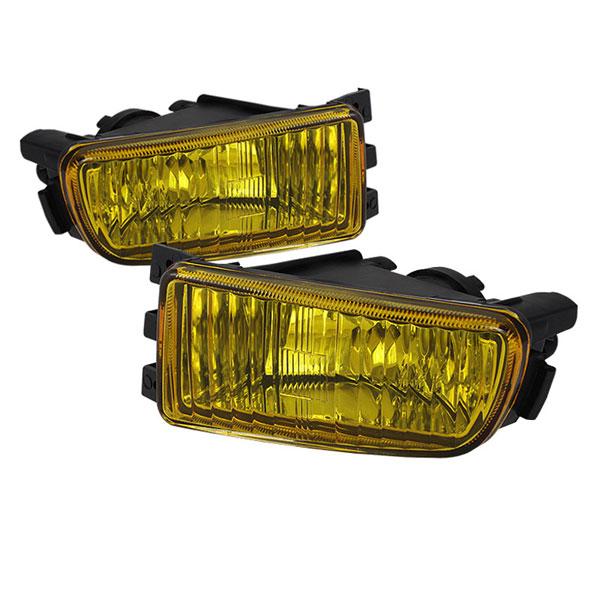 xTune FL-LGS98-Y |  Lexus GS300/400/430 OEM Fog Lights (No Switch) - Yellow; 2000-2013