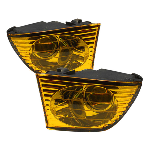 Spyder FL-LIS01-Y:  Lexus IS300 01-05 OEM Fog Lights (No Switch) - Yellow