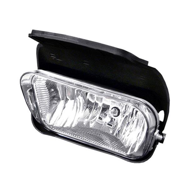 xTune FL-OEM-CS03-L    Chevrolet Avalanche 02-06 ( W/O Body Cladding ) OEM Fog Lights - Left