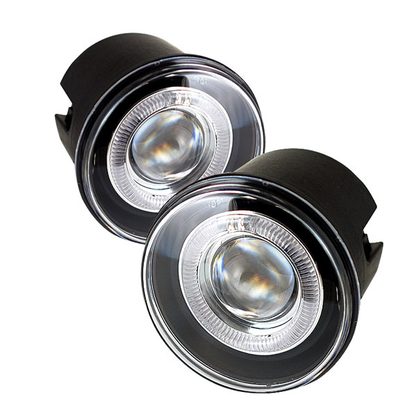 Spyder (5015785)  Dodge Caliber SRT-4 08-09 Projector Fog Lights - Clear - (FL-P-C300C05-HL)