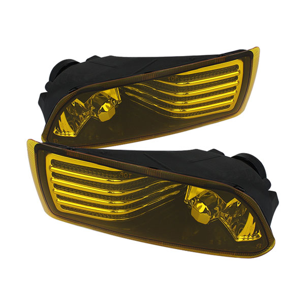 Spyder FL-STC06-Y:  Scion TC 05-10 OEM Fog Lights - Yellow