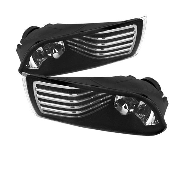 Spyder 5015501 |  Scion TC OEM Fog Lights - Clear - (FL-STC06); 2005-2010