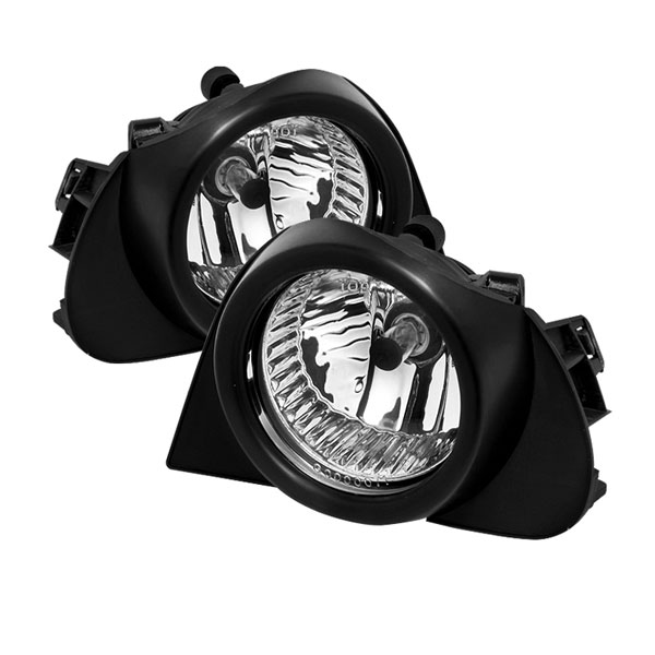 Spyder FL-TPRI04-C:  Scion XA 04-05 OEM Fog Lights - Clear