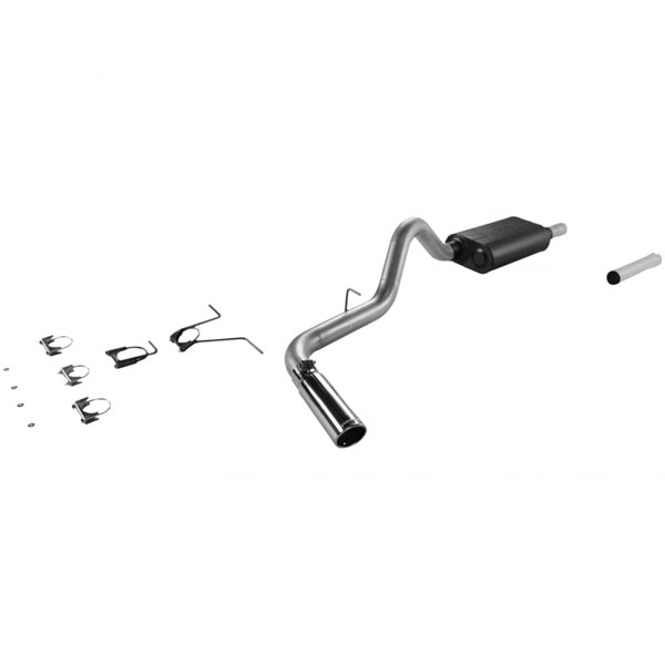 Flowmaster 17278:  Force II Exhaust System Dodge Dakota 2000-2003 5.2L