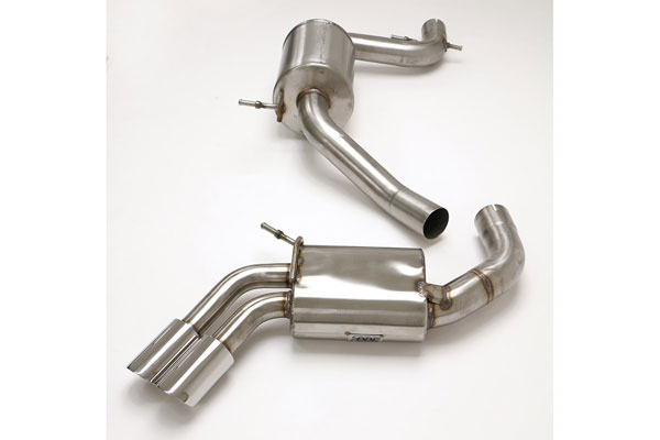 B&B Billy Boat Exhaust FPIM-0471 | Billy Boat B&B Audi A3 - 8P A3 Catback Stealth Fwd 2.0T, All; 2005-2009